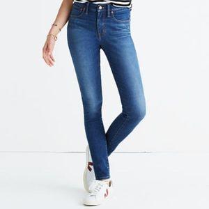 Madewell | Skinny Skinny Jeans Mid Rise